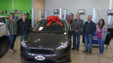 Ford Car Giveaway - local farmer final winner in jim bass ford car giveaway