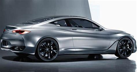 infiniti x60 2017 2017 infiniti q60 concept revealed ahead of detroit debut