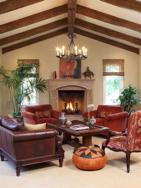 arranging furniture living room traditional with red