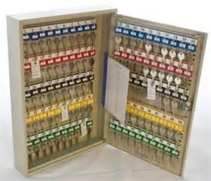 Key Control Cabinet by Keysecure Limited Key Safe Boxes Secure Key Box