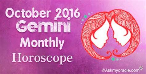 gemini love horoscope 2016 gemini october 2016 monthly horoscope gemini love horoscope
