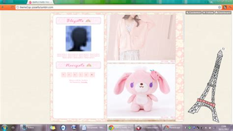 themes tumblr free kawaii cute themes on tumblr