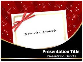 free powerpoint invitation templates invitation powerpoint templates