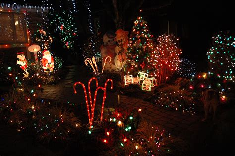 Best Christmas Lights In Seattle Tacoma And Bellevue Best Lights Seattle