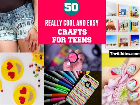 crafts for teenagers 50 really cool diy crafts for crafts