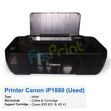 Printer Ip2770 Bekas jual printer bekas canon pixma ip1880 harga murah tinta printer cartridge printer