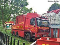 images  fun fair circus trucks  pinterest volvo trucks  bedford