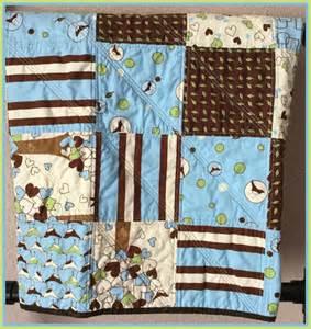 Handmade Baby Crib Handmade Baby Boy Quilt Crib Quilt Handmade By Norahsthings