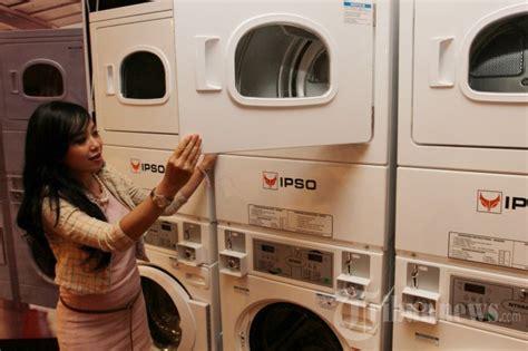 Mesin Laundry Koin peluncuran mesin laundry koin pertama di indonesia foto 3