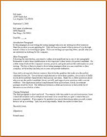 How To Write Application Letter For Job Pdf 11 Examples Of Application Letters For Job Pdf