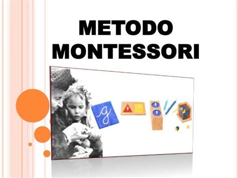 Modelo Curricular Montessori Modelo Montessori