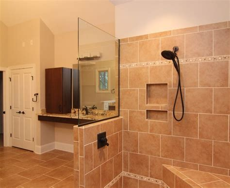Bathroom Tile With Bullnose Chic Bullnose Tile Method San Francisco Traditional