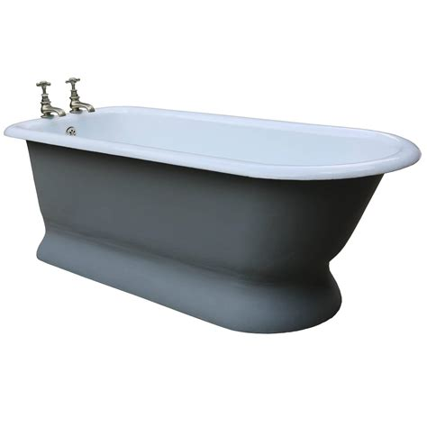 old cast iron bathtub rare antique cast iron bath tub for sale at 1stdibs