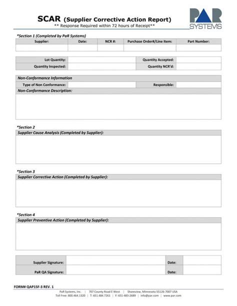 capa report template magnificent capa report template model resume ideas