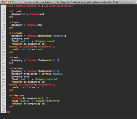 color themes vim how to i use textmate color themes with vim super user