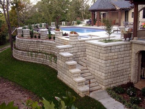 Residential Retaining Walls 32 Best Images About Redi Rock Modular Walling On