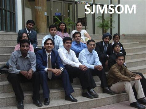 Iit Bombay Washington Executive Mba by Sjmsom Iit Bombay Gdpi Experiences Cetking