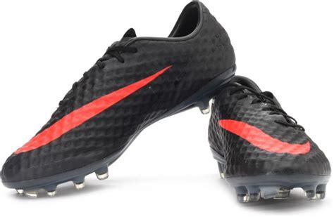 football shoes india nike hypervenom phantom fg football shoes buy black