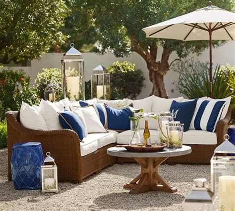 pottery barn warehouse clearance sale outdoor furniture