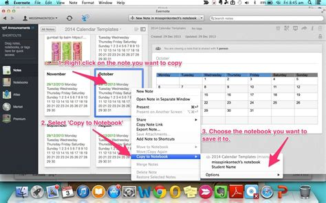 evernote forms templates evernote calendar templates 2014 tech