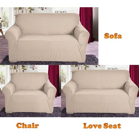 sofa and loveseat covers new slipcover stretch sofa cover sofa with loveseat chair