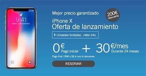 c 243 mo comprar el iphone x m 225 s barato de 919 euros