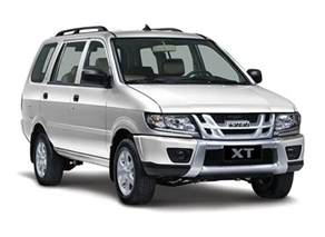 Isuzu Crosswind Price List Top 4 Most Popular Isuzu Cars Fuel Efficiency And Price