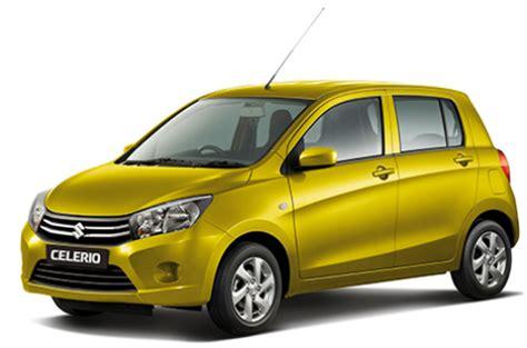 Www Suzuki Co Id Spesifikasi Pilihan Warna Dan Harga Suzuki Celerio