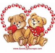 Romantic Teddy Bear Scraps Love Images Pictures For Orkut