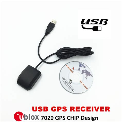 Usb Gps Receiver prodotto for gps data acquisition pc notebook