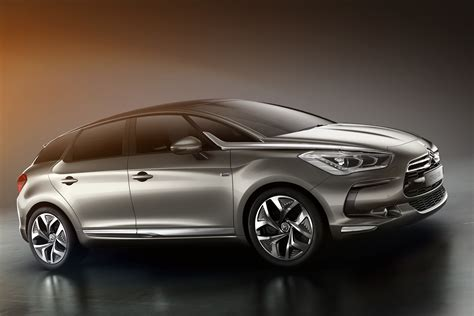 Citroen Ds5 by Citroen Ds5 Crossover Autooonline Magazine