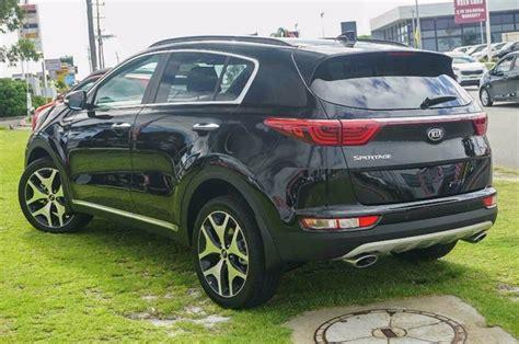 Kia Sportage Black by 2017 Kia Sportage Gt Line Awd Wagon Black K203122