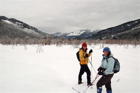 Cabin Creek Nordic Ski Area by Cross Country Skiing At Cabin Creek Trails