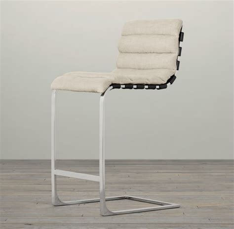 Restoration Hardware Counter Stool by High End Bar Stools And Other Fall Trends