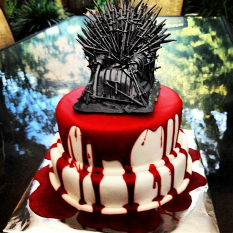 11 game thrones cakes mental floss