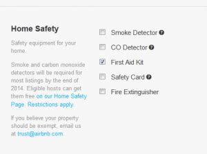 airbnb house safety card template airbnb launch amenities essentials for hosts probnb