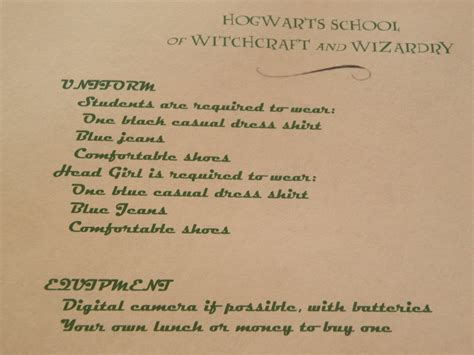 Hogwarts Letter Wedding Invitation Hogwarts Invitation Letter 2 By Kshasta11 On Deviantart