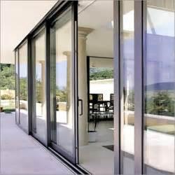 Sliding door sliding doors exterior glass