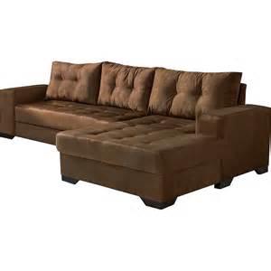 sofa chaise retratil sof 225 chaise retr 225 til 3 lugares bela feliz