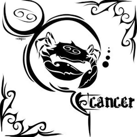 tattoo gallery zodiac signs cancer star sign career cancer zodiac career life profile