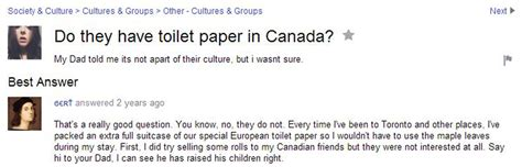 what do they call the bathroom in england americans have some pretty ridiculous questions about canada