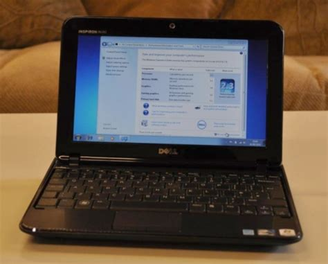 dell inspiron mini 1018 unboxed video liliputing