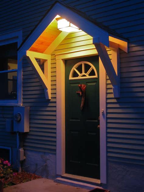 Exterior Door Overhang Designs Front Door Overhang Design Plans Studio Design Gallery Best Design