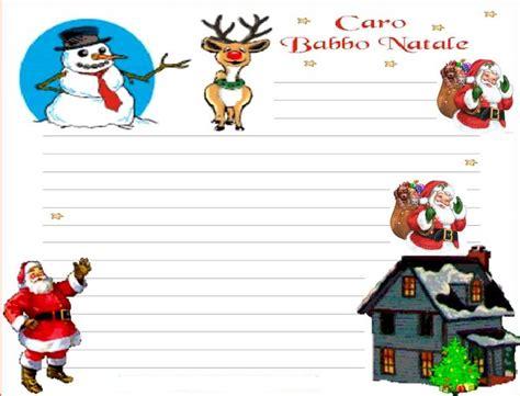 lettere di natale da scrivere come scrivere la letterina a babbo natale 5 letterine