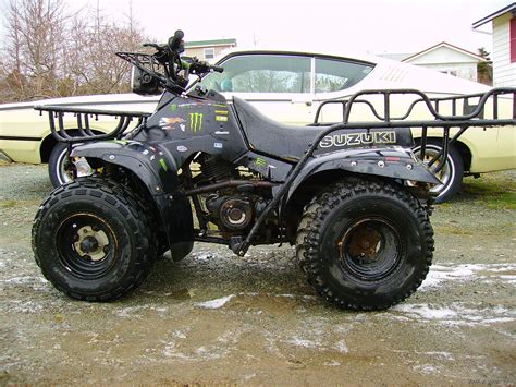 1985 Suzuki Lt230 1985 Suzuki Lt 230 Picture 1347243 Uploaded On 07 09 08