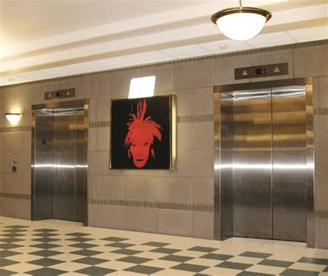 Elevator Garage by Shore Parking Garage Massaro Corporation