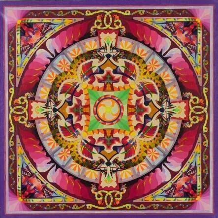 267 best mandala's images on pinterest | fractals