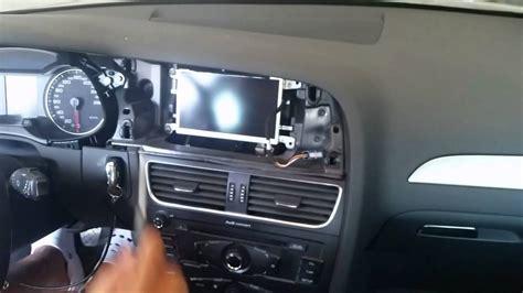Audi A4 B8 Lwechsel by Video Guida Smontaggio Display Audi A4 B8 8k Avi Youtube