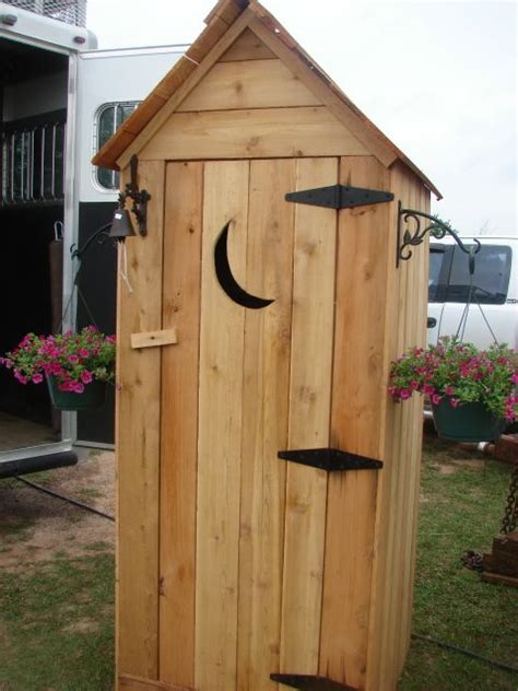 outhouse potting shed shed diy garden shed building