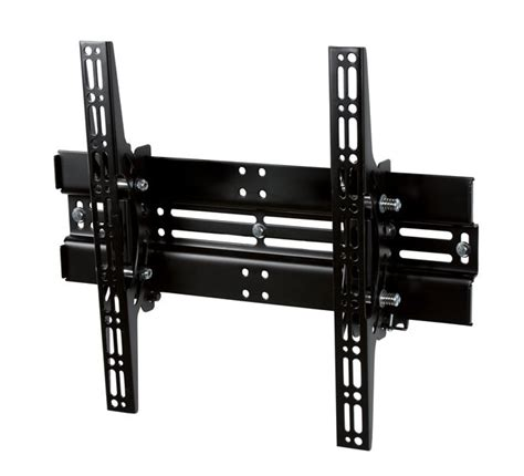 Promo Tv Bracket Adjustable Up And 1 4m Thick 400 X 400 Pitch Te b tech btftc 4m s blk ceiling mounts